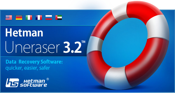 Hetman Uneraser 3.2.0.0 (2012) PC | Portable