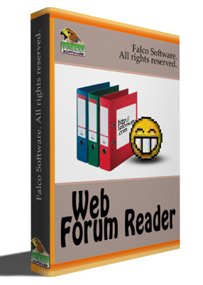 Web Forum Reader 3.0