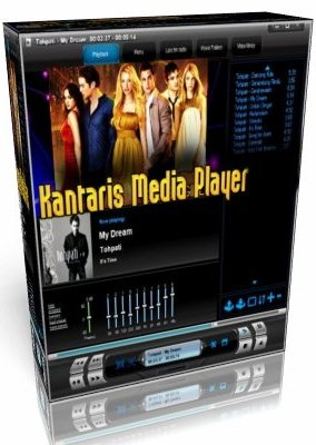 Kantaris Media Player 0.7.4