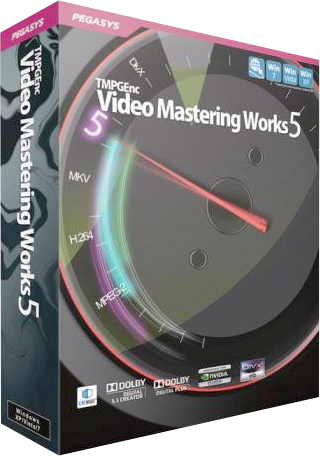 TMPGEnc Video Mastering Works 5.0.6.38 RePack