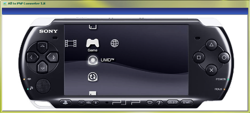 All to PSP Convertor 1.8.0.0