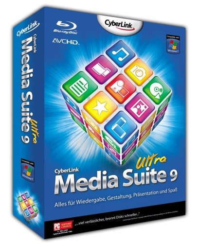 CyberLink Media Suite 9.0.0.2410 Ultra Full