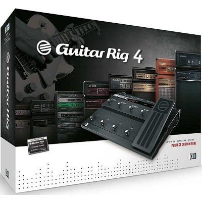 Native Instruments Guitar Rig Pro 4.2.0.2265