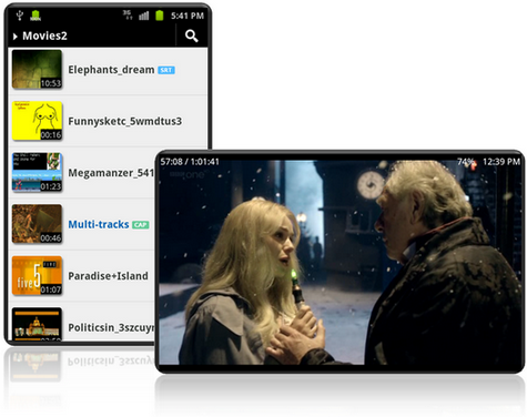 MX Video Player 1.6e + Кодеки