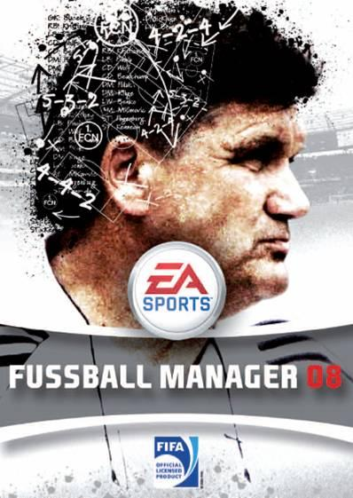FIFA MANAGER 2008 - FLT (Sport (Soccer) / 3D / Strategy (Manage/Busin. / Turn-based) (2007)