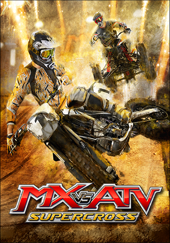 MX vs. ATV Supercross Encore [RePack от R.G. Механики] [2015, Racing / Sports / 3D]