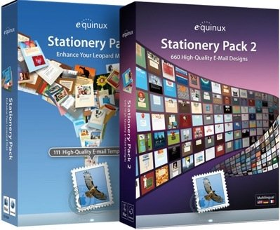 Equinux Stationery Pack 2.8
