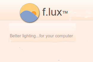 F.lux 1.1.8