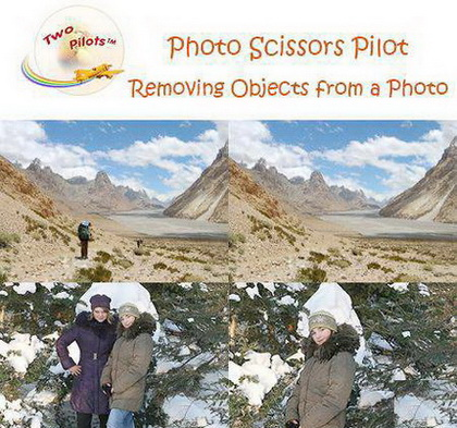 Photo Scissors Pilot 1.1 Portable