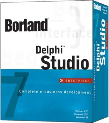 Borland Delphi 7.0 + Keygen 7.0
