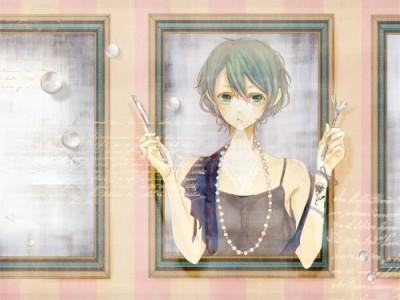Аниме-арт / Anime-art by Penchop