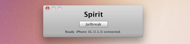 Jailbreak 3.0-3.1.3 для iPhone, iPod Touch, iPad 1.0